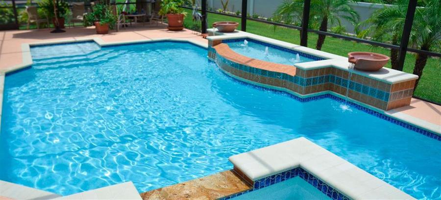 Gallery allenergreen for Private pool design